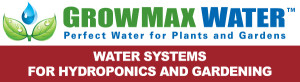 GrowMax Water logo