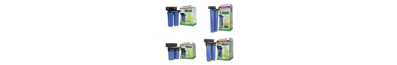 Water Filters - Eliminate Chlorine
